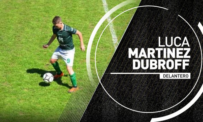 Luca Martinez Dubroff