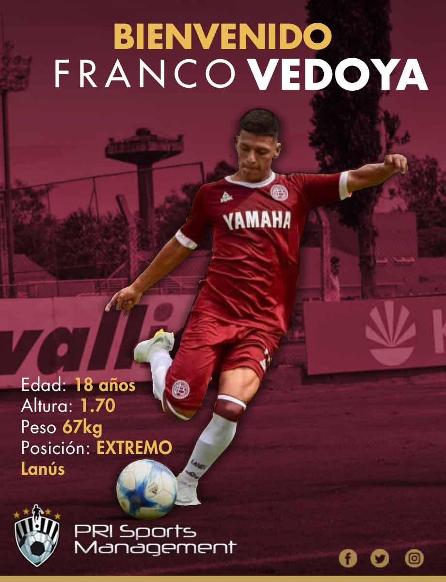 Franco Martin Vedoya